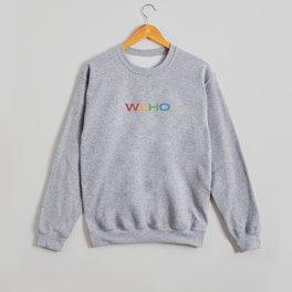 WEHO Crewneck Sweatshirt