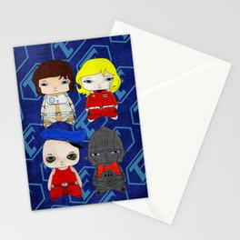 A Boy - Captain Future (Capitaine Flam) Stationery Cards