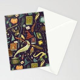 Magic School Stationery Cards