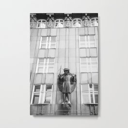 Art in Vienna Austria Metal Print