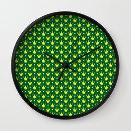 Brian Boru Wall Clock