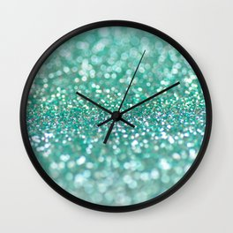 Mermaid Dream Wall Clock