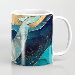 Blue Whale Kaffeebecher