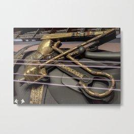 Eclipsed Pangaea Studios Metal Print