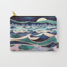 Moonlit Ocean Carry-All Pouch
