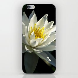 Waterlily iPhone Skin