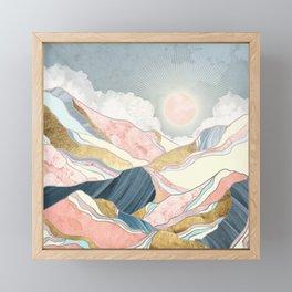 Spring Morning Framed Mini Art Print