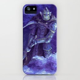 The Knight of the Winter Sun iPhone Case