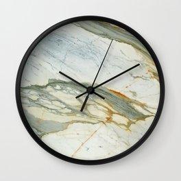 Classic Italian Marble Wall Clock