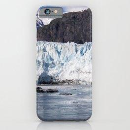 Alaska Glaciers iPhone Case