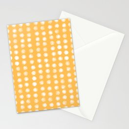 watercolor dots I Stationery Cards