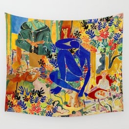 Matisse el Henri Wall Tapestry