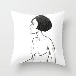 A Simple way Throw Pillow
