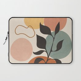 Abstract Minimal Shapes 23 Laptop Sleeve