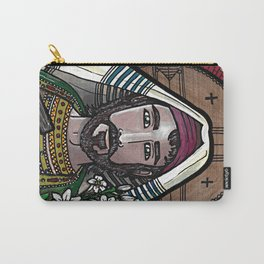 Joseph the Worker Carry-All Pouch