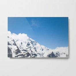 Cloudline Metal Print