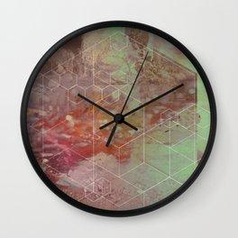 Lambent Material Wall Clock