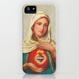 Santa María iPhone Case