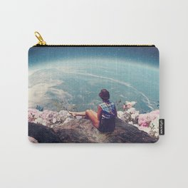 My World Blossomed when I Loved You Carry-All Pouch