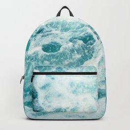 Ocean Sea Waves Backpack