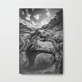 Planet Big Bend Metal Print