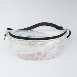 Sands of Coral Haze Fanny Pack