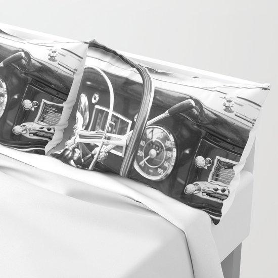 Classic Car Interior by thetoniccreative