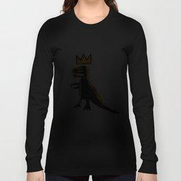 Dinosaur: Homage to Basquiat Langarmshirt