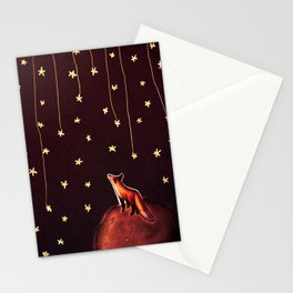~Fox / Le Petit Prince Stationery Cards