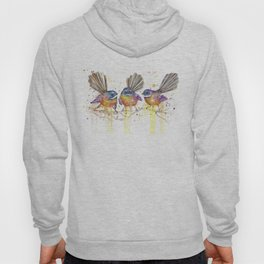 Cheeky Fantails Hoody