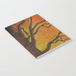 Oak Notebook