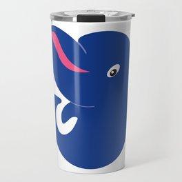Babydolphin Travel Mug