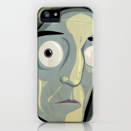 Young Frankenstein iPhone Case