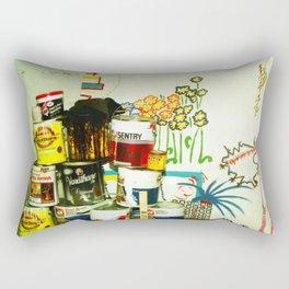painting 1986 Rectangular Pillow