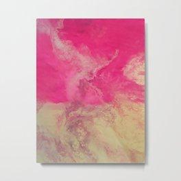 Feng Shui: Fire Metal Print