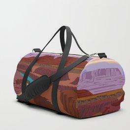 Magnificent Canyonlands National Park, Utah Duffle Bag