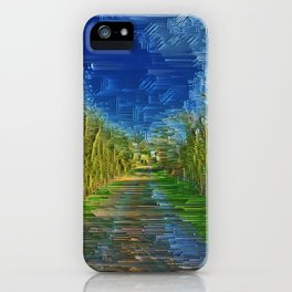 Natures Infusion. iPhone Case