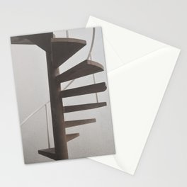 Spiral Staircase Stationery Cards