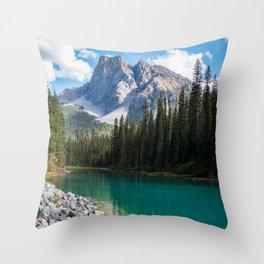 Nature Untamed Throw Pillow