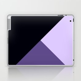 Trinity Color Block Ultra Violet Laptop & iPad Skin