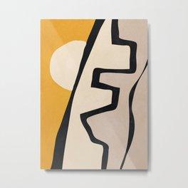 Abstract Art 18 Metal Print