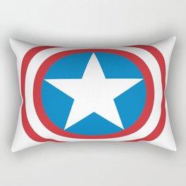 Shield of the captain Rectangular Pillow