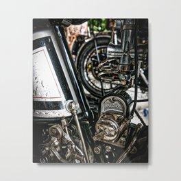 Lucas Metal Print