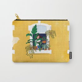 Lisbon girl Carry-All Pouch