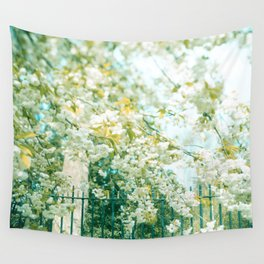 Spring Poetry Wall Tapestry