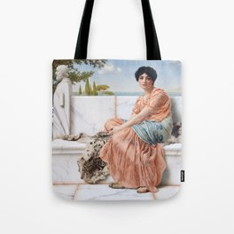 In the Days of Sappho Tote Bag