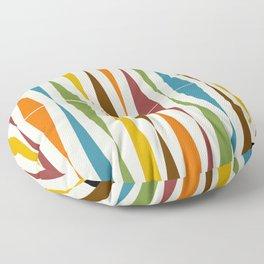 Mid-Century Modern Art 1.4 Floor Pillow