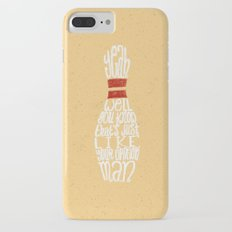 The Big Lebowski iPhone 8 Plus Slim Case
