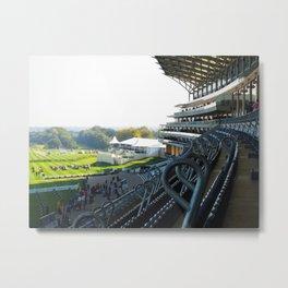 Royal Ascot Grandstand Metal Print