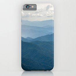 Smoky Mountain National Park Nature Photography iPhone Case